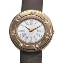 Piaget Possession 18k Rose Gold White Quartz G0A35086