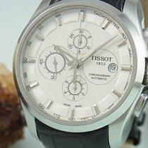 Tissot Couturier Automatic Chronograph Saphir Glas Herrenuhr...