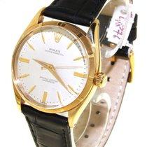 Rolex Golden Rolex Oyster Perpetual - wristwatch - Ref...