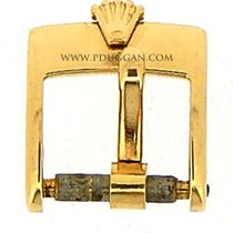 Rolex 18k yellow gold vintage ladies tang buckle