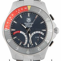 "Swiss Timer Tag Heuer Aquaracer Calibre S Regatta ""China Team""..."