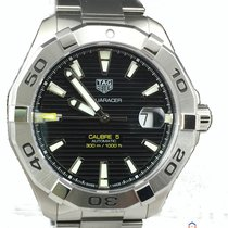 TAG Heuer Aquaracer Calibre 5 Automatik 43mm WAY2010.BA0927