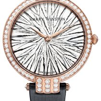 Harry Winston Premier Feathers Ladies Quartz 36mm prnqhm36rr004