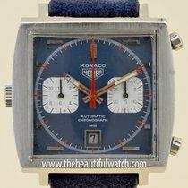 Heuer Monaco original from 1970