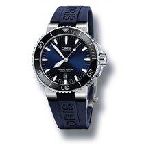 Oris Men's 733 7653 4135-07 4 26 35EB Aquis Date Watch
