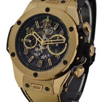 Hublot 411.VX.1189.VR.USB16 Usain Bolt Limited Edition Big...