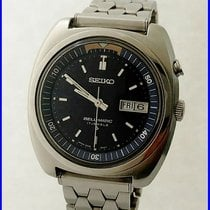Seiko Bell-Matic 4006-6031 Automatic 39mm Day/Date Blue Dial...