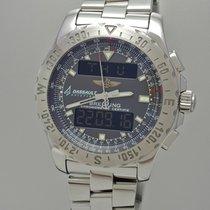 Breitling Airwolf Dassault Aviation Multifunction Chronograph...
