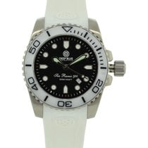 Deep Blue Lady Blue Sea Ramic Watch 500m Wr Ceramic Bezel...