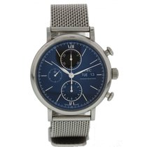 IWC Portofino IW391010 Chronograph Automatic Box & Papers