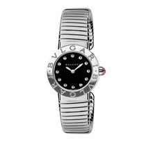 Bulgari Tubogas Ladies 26mm Watch 102097