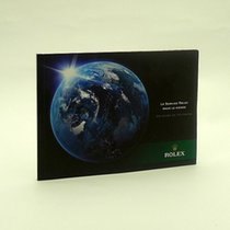 Rolex Service Information Booklet 2011 French