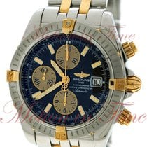 Breitling Chronomat Evolution Chronograph, Black Concentric...