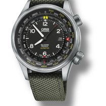 Oris Big Crown ProPilot Altimeter mit Fuss-Skala 01 733 7705...