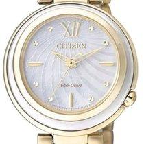 Citizen Elegant Eco Drive Damenuhr EM0336-59D