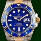 Ρολεξ (Rolex) Submariner 116613 Date 18k Gold Steel Box&Pa...