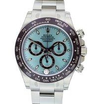 Rolex 116506 Cosmograph Daytona Ice Blue Dial 50th Anniversary