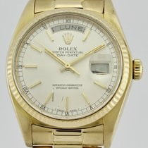 Rolex OYSTER PERPETUAL DAY-DATE 18k GOLD