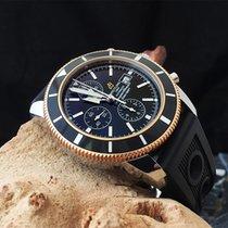 브라이틀링 (Breitling) Superocean Heritage 46 Chronograph Rosé