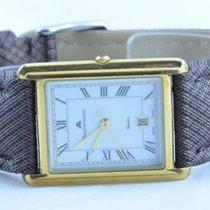 Maurice Lacroix Damen Uhr Vergoldet 24mm Carree