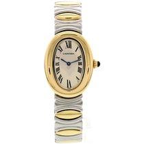 까르띠에 (Cartier) Ladies Cartier Baignoire 18K Yellow Gold &...
