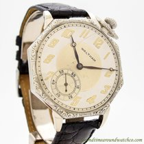 Waltham Pocket Watch Conversion To Wrist Watch circa 1923