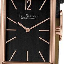 Jacques Lemans LA PASSION LP-126E Unisexuhr flach & leicht