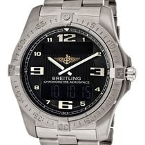 Breitling Aerospace Advantage Titanium  Chronometer Digital...