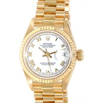 Rolex Datejust Lady 69178 Yellow Gold, 26mm