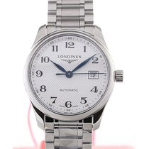 Longines Master 29 Automatic Steel