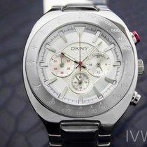 DKNY Large Mens 44mm Chronograph Quartz Watch NY1361 44mm...