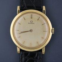 Omega 18 KT (0.750) GOLD DE VILLE CHRONOMETER HAND-WOUND...