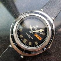 Zodiac Super Sea Wolf Day Date Jumbo Automatic Diver 75 ATM...