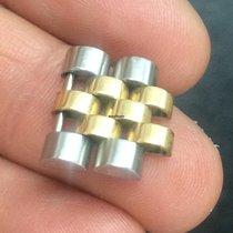 Rolex Maglia jubilee lucida steel Gold Link Strap oro acciaio GMT