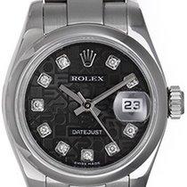 ロレックス (Rolex) Datejust Ladies Stainless Steel Watch 179160