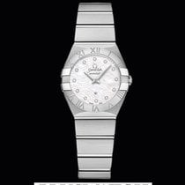 Omega CONSTELLATION QUARTZ 24 MM STEEL T