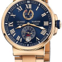 Ulysse Nardin Marine Chronometer Manufacture 43mm 1186-126-8M.43