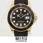 Rolex Yacht Master Rose Gold 40mm New Ref.116655