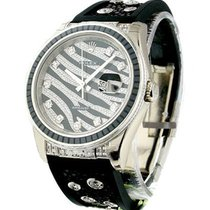 Rolex Unworn 116199 Zebra Special Edition - Royal Black 116199...