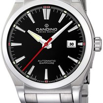 Candino Casual CDC4442/2 Legere Herrenuhr Swiss Made