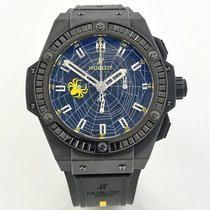Hublot King Power Spider Bang Baguette Anderson Silva