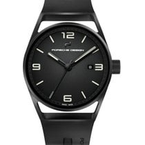 Porsche Design 1919 Datetimer Eternity Black Edition Rubber