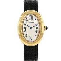 Cartier Baignoire mini en or jaune