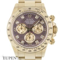 Rolex Oyster Perpetual Cosmograph Daytona Ref. 116528 LC100