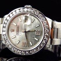 Rolex Mens Rolex 36 MM Datejust Oyster XL Bezel Stainless...