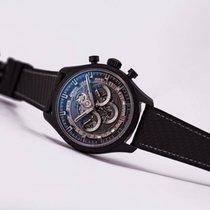 Zenith Chronomaster El Primero  Skeleton 45 Black Edition