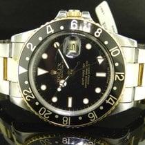Rolex Gmt Master Ref. 16753 Acciaio Oro