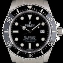 Rolex Sea-Dweller 4000ft Steel
