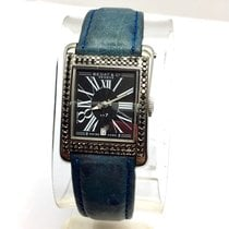 Bedat & Co No 7 Automatic Steel Ladies Watch W/ Black...