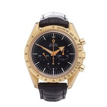 Omega Speedmaster 150th Anniversary 18k Yellow Gold Gents...